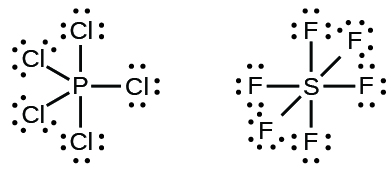 Lewis Symbols And Structures Chemistry Trigonal bipyramidal (pcl5), bond angles 90°, 120°. lewis symbols and structures chemistry