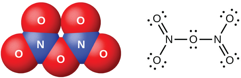 Lewis Structure Of N2o5 Occurrence, preparation, and properties of ...