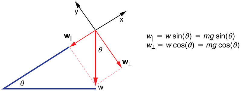 Parallel vector with magnitude