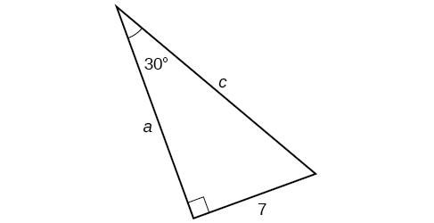 Right Triangle Trigonometry Precalculus