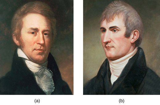 a look at the expeditions of meriwether lewis and william clark Meriwether lewis teamed up with william clark to form the historic expedition pairing lewis and clark and look for faster routes home lewis and his.